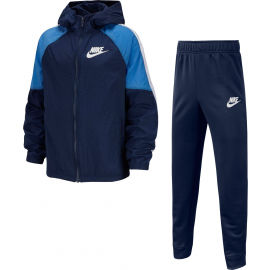 Nike NSW WOVEN TRACK SUIT B - Jungen Trainingsanzug