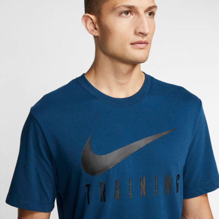 Herren Shirt - Nike DRY TEE NIKE TRAIN M - 5