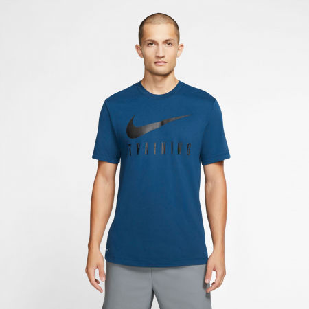 Herren Shirt - Nike DRY TEE NIKE TRAIN M - 3