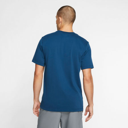 Herren Shirt - Nike DRY TEE NIKE TRAIN M - 4