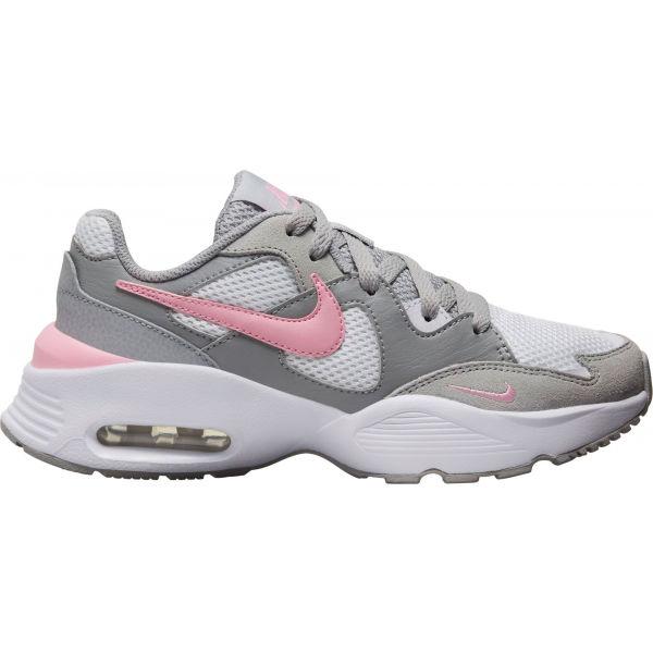 Nike AIR MAX FUSION GS - Detská voľnočasová obuv