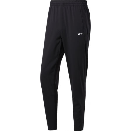 Reebok WORKOUT WOVEN TRACKSTER PANT - Men's pants