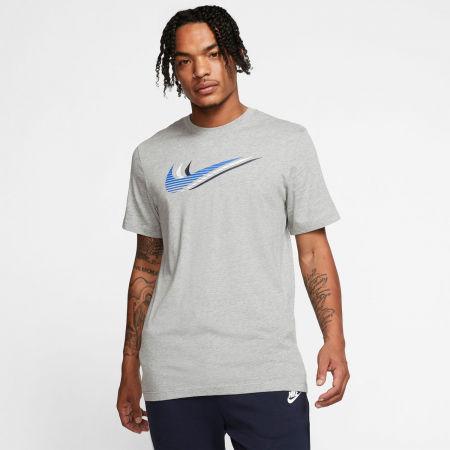 Pánske tričko - Nike NSW SS TEE SWOOSH M - 3