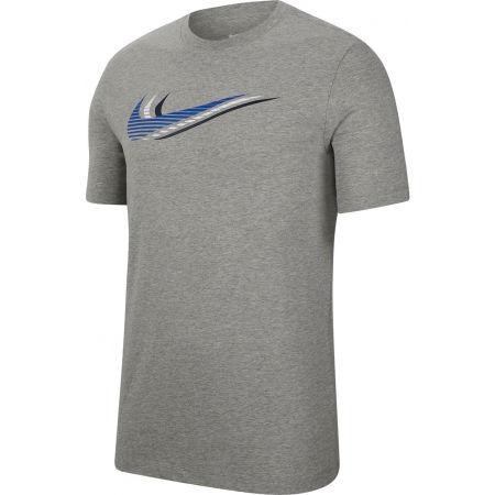 Pánske tričko - Nike NSW SS TEE SWOOSH M - 1