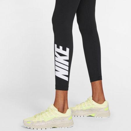 Дамски клин - Nike NSW LGGNG HW NIKE W - 6