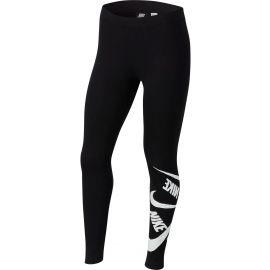 Nike NSW FAVORITES LEGGNG MARKER G - Dievčenské legíny