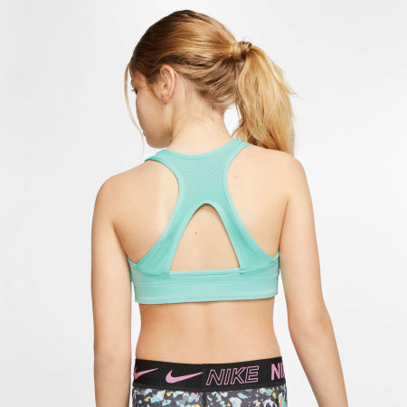 Girls' reversible sports bra - Nike CL REVERSIBLE BRA JDIY G - 8