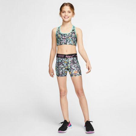 Girls' reversible sports bra - Nike CL REVERSIBLE BRA JDIY G - 11