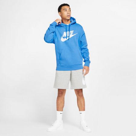 Bluza męska - Nike NSW CLUB HOODIE PO BB GX M - 7