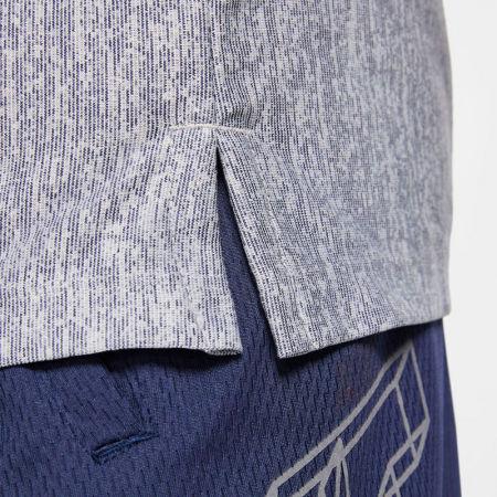 Тениска за тренировка за момчета - Nike CORE SS PERF TOP HTHR B - 4