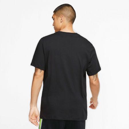 Koszulka męska - Nike NSW PACK 2 TEE 1 M - 4