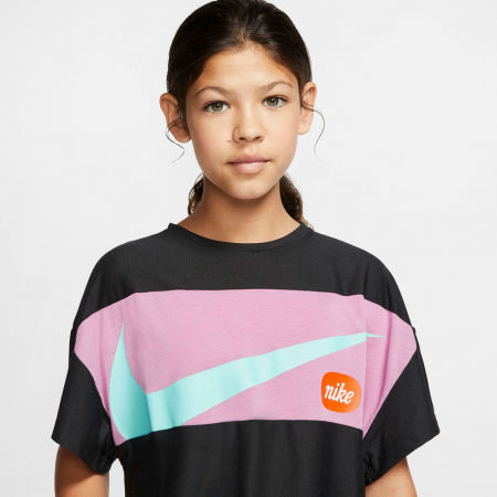 Girls' T-shirt - Nike TOP SS JDIY G - 5