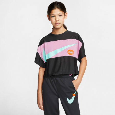 Girls' T-shirt - Nike TOP SS JDIY G - 3