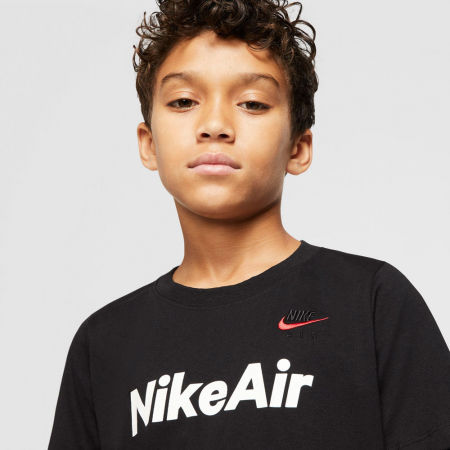 Boys' T-shirt - Nike NSW TEE NIKE AIR C&S - 5