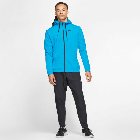 Men's sweatshirt - Nike DRY HOODIE FZ FLEECE M - 7
