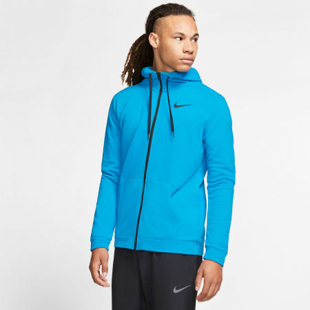 Men's sweatshirt - Nike DRY HOODIE FZ FLEECE M - 3
