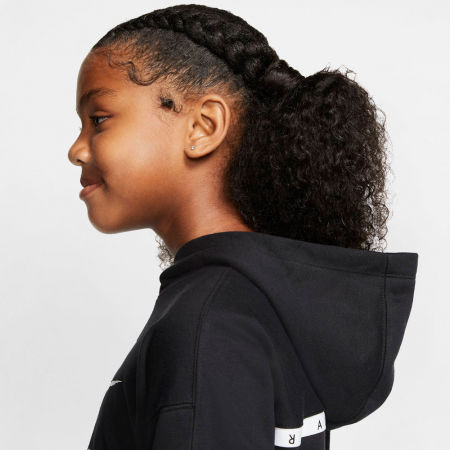 Girls' sweatshirt - Nike NSW NIKE AIR CROP HOODIE G - 6