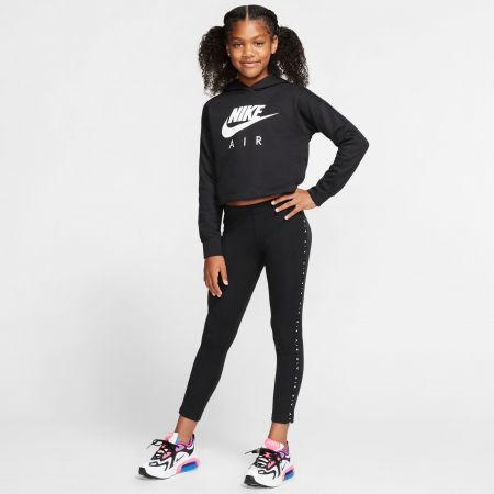 Girls' sweatshirt - Nike NSW NIKE AIR CROP HOODIE G - 7