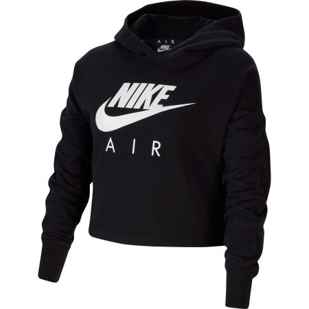 Girls' sweatshirt - Nike NSW NIKE AIR CROP HOODIE G - 1
