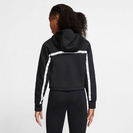 Girls' sweatshirt - Nike NSW NIKE AIR CROP HOODIE G - 4