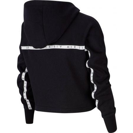 Mädchen Sweatshirt - Nike NSW NIKE AIR CROP HOODIE G - 2