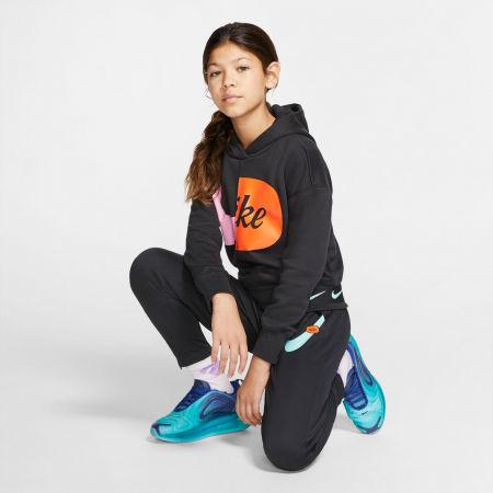 Girls' sweatshirt - Nike NSW HOODIE FLC JDIY G - 8