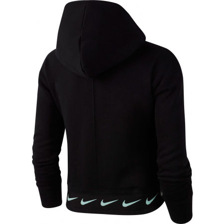 Girls' sweatshirt - Nike NSW HOODIE FLC JDIY G - 2