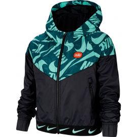 Nike NSW WR JACKET JDIY G - Dievčenská  bunda