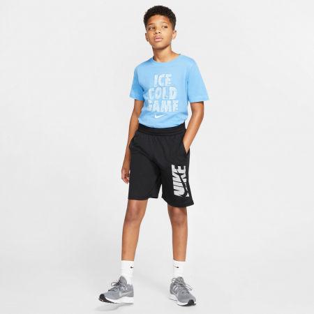 Spodenki treningowe chłopięce - Nike HBR SHORT B - 9