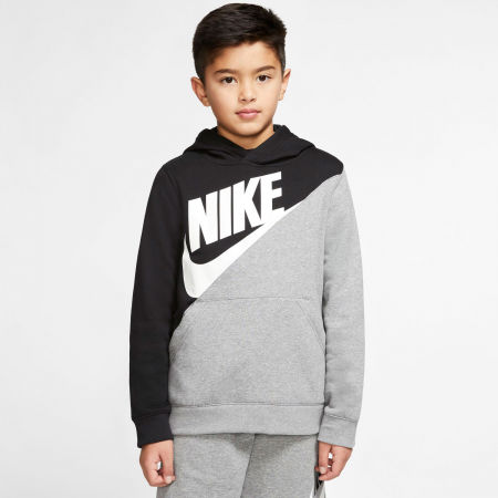 Boys' sweatshirt - Nike NSW CORE AMPLIFY PO B - 3
