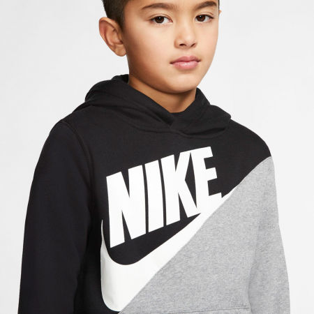 Boys' sweatshirt - Nike NSW CORE AMPLIFY PO B - 5