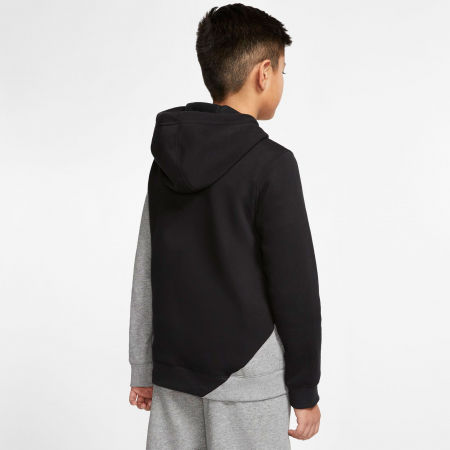 Boys' sweatshirt - Nike NSW CORE AMPLIFY PO B - 4