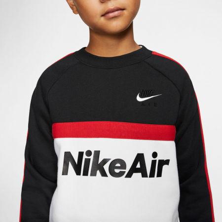 Boys' sweatshirt - Nike NSW NIKE AIR CREW B - 5