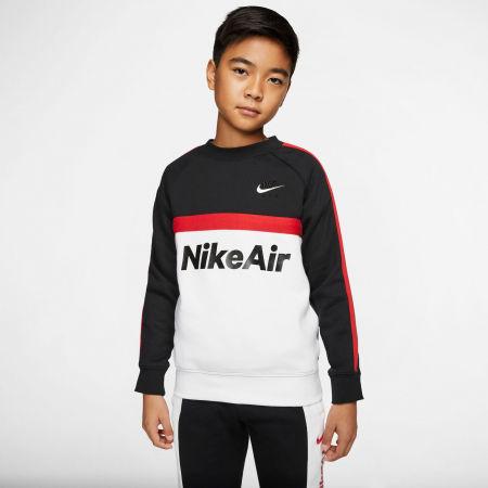 Boys' sweatshirt - Nike NSW NIKE AIR CREW B - 3