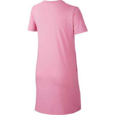 Dievčenské šaty - Nike NSW TSHIRT DRESS FUTURA G - 2