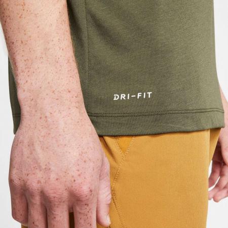 Men's training T-shirt - Nike DRY TEE DB SWSH ATHLE SNL M - 9