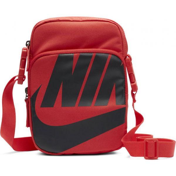Nike SPORTSWEAR HERITAGE SMIT 2.0 červená NS - Dokladovka