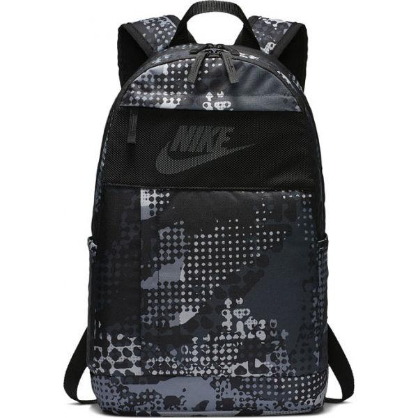 Nike ELEMENT BACKPACK 2.0 AOP černá NS - Batoh