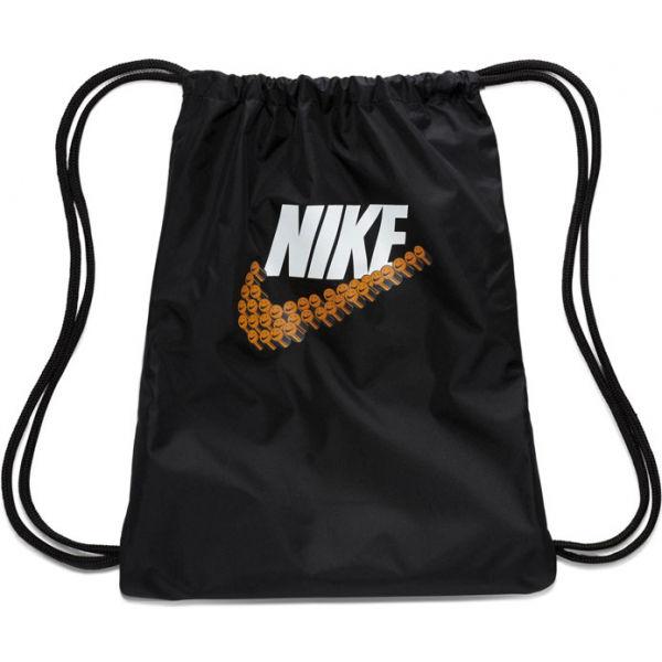 Nike GRAPHIC GYMSACK černá NS - Gymsack