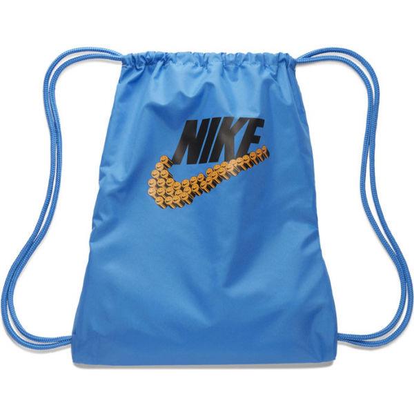 Nike GRAPHIC GYMSACK modrá NS - Gymsack