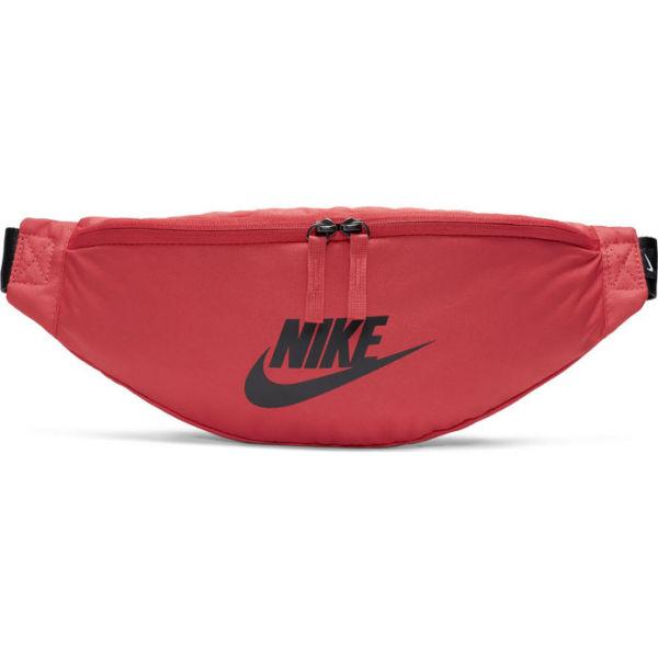 Nike SPORTSWEAR HERITAGE červená NS - Ledvinka