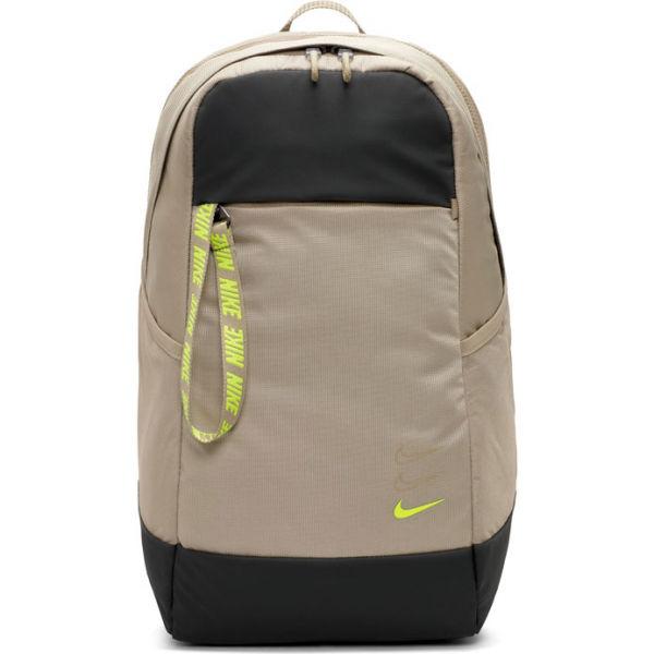 Nike SPORTSWEAR ESSENTIALS béžová NS - Sportovní batoh