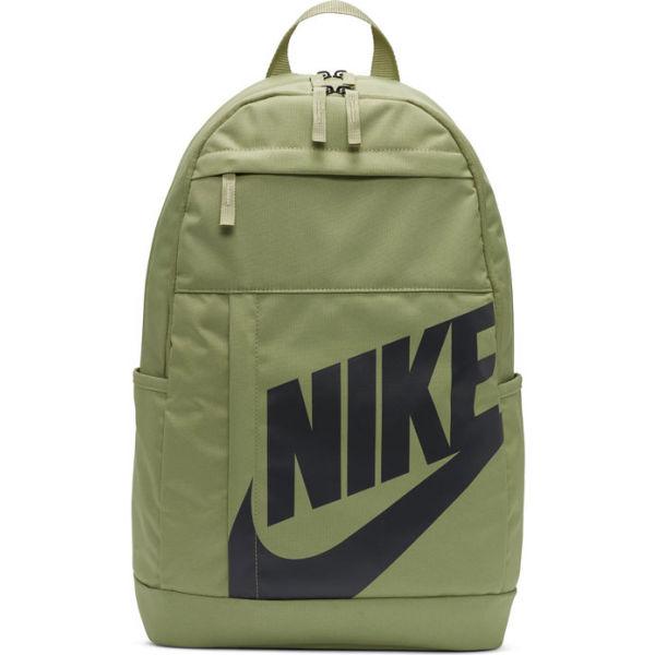 Nike SPORTSWEAR ELEMENTAL 2.0 tmavě zelená NS - Batoh
