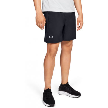 Férfi rövidnadrág - Under Armour LAUNCH SW 2-IN-1 SHORT - 4