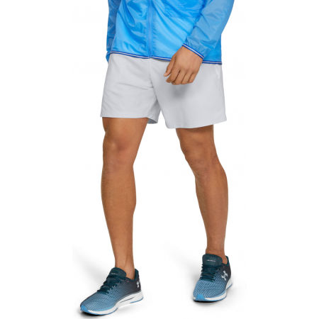 Мъжки къси панталони - Under Armour QUALIFIER SPEEDPOCKET 7'' LINERLESS - 4