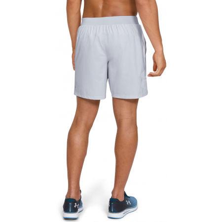 Мъжки къси панталони - Under Armour QUALIFIER SPEEDPOCKET 7'' LINERLESS - 5