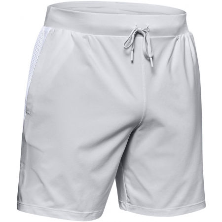 Under Armour QUALIFIER SPEEDPOCKET 7'' LINERLESS - Spodenki męskie