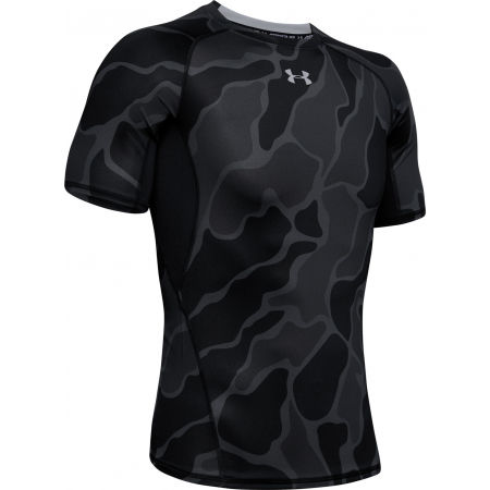 Under Armour HG ARMOUR SS NOV - Férfi póló