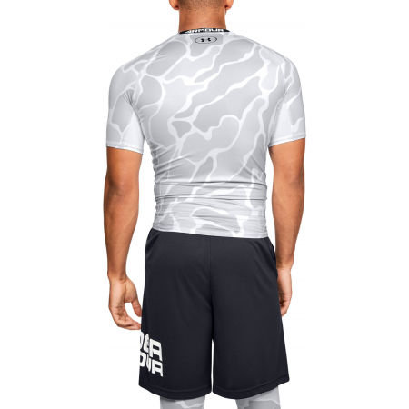 Men's T-shirt - Under Armour HG ARMOUR SS NOV - 4