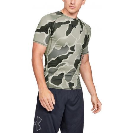 Pánske tričko - Under Armour HG ARMOUR SS NOV - 3